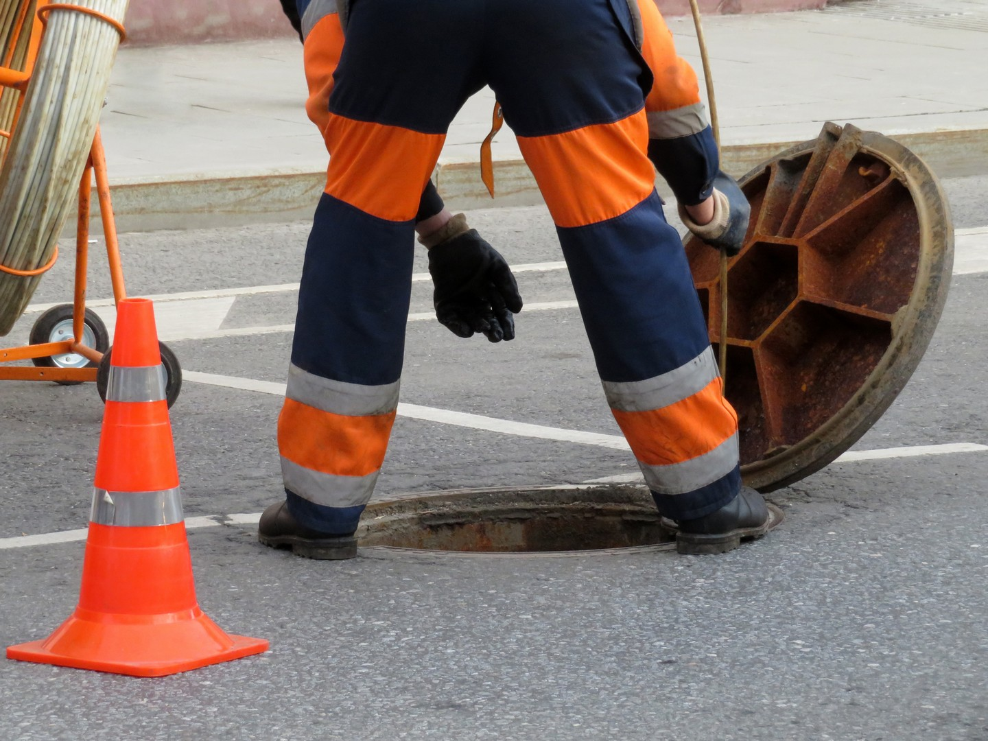 Complete drain cleaning services