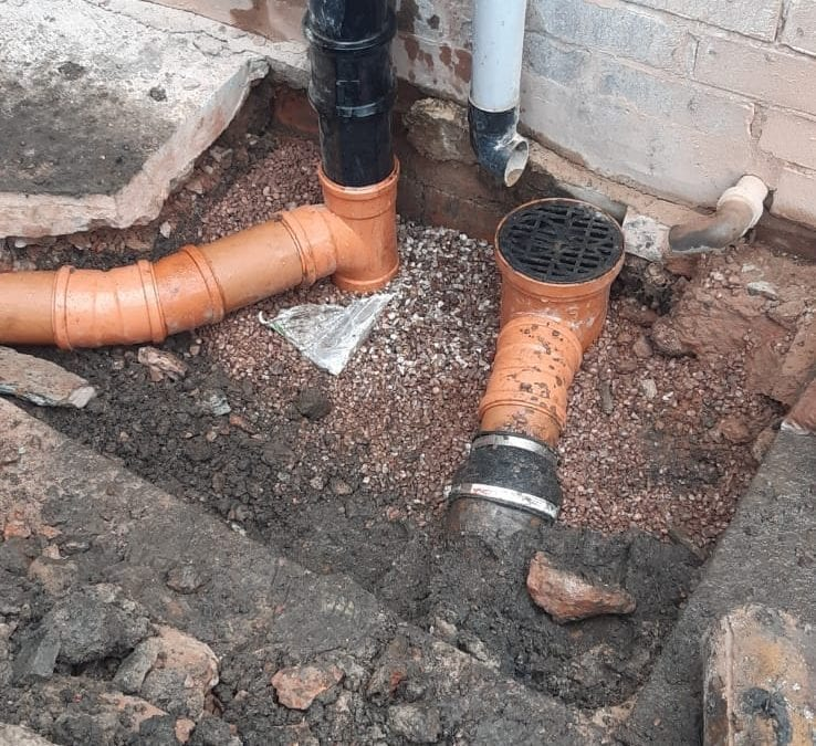 Drain Gully Replacement in Denton, Manchester